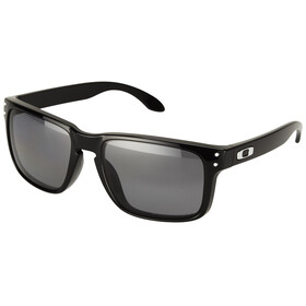 Oakley Holbrook polished black/grey polarized